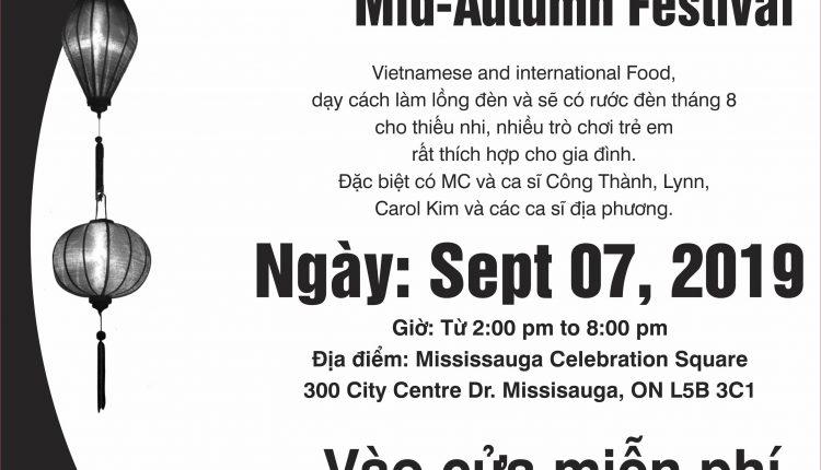 VIETNAMESE MID-AUTUMN FESTIVAL