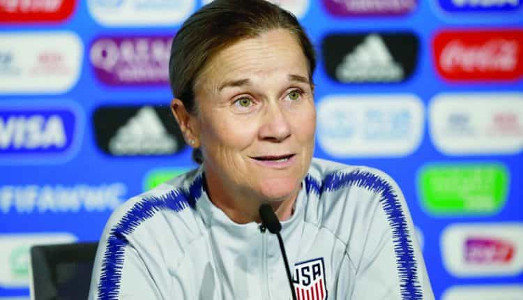 FILE PHOTO: Women's World Cup – United States Press Conference
